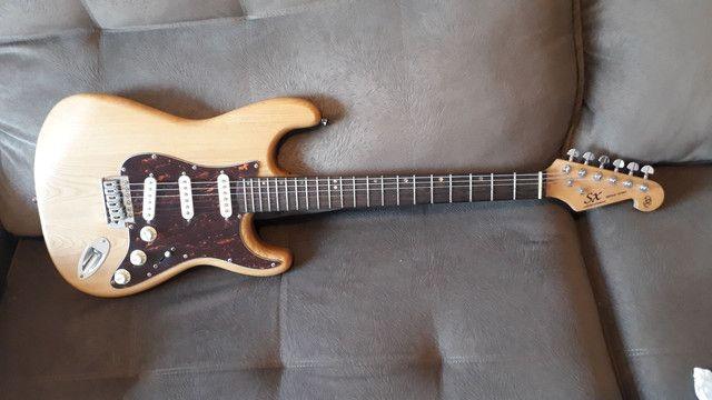 Vendo guitarra SX  - Foto 2
