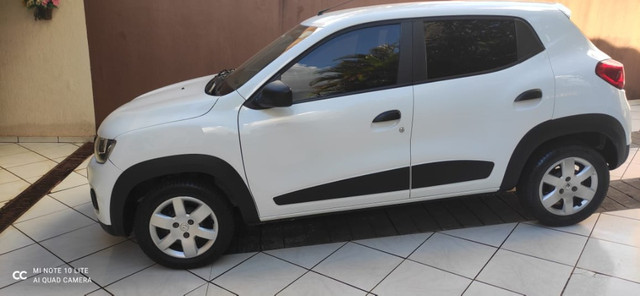 Renault Kwid 2019 1.0 completa - Foto 3