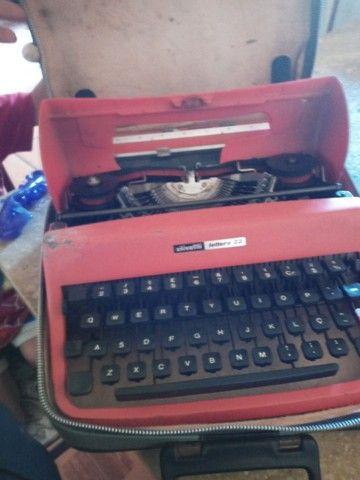 Maqquina de escrever - Foto 2