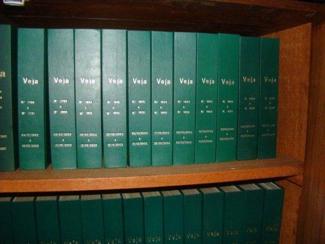 Coleção de Revistas Veja Completa - Foto 5