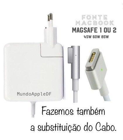 Novo Carregador para MacBook Pro Air Retina 45w 60w 85w ou USB C iMac Mac