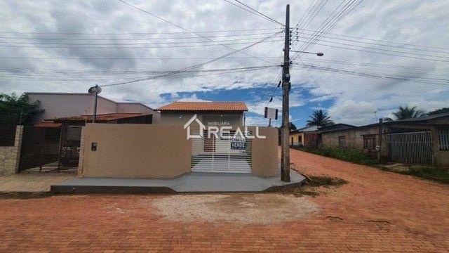 Waldemar Maciel - Casa com 2 dormitórios à venda, 59m² - Rio Branco/AC - Foto 3