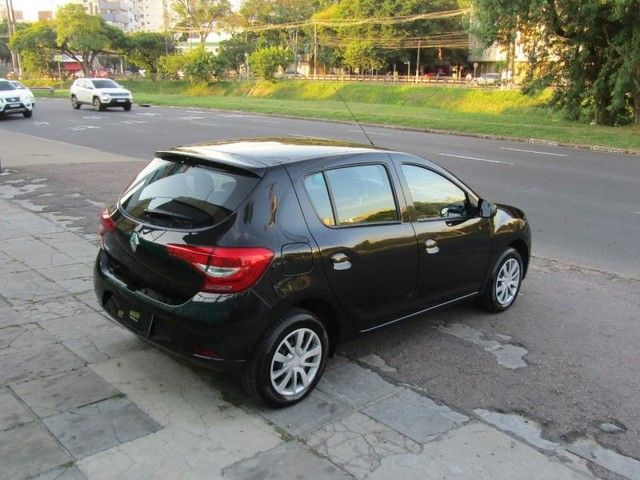 Renault SANDERO Zen Flex 1.0 12V 5p Mec. - Foto 6