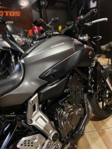 Yamaha Mt 07 2016 - Foto 7