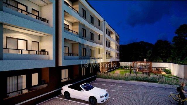 Apartamento com 2 dormitórios à venda, 46 m² por R$ 217.000,00 - Boqueirão - Curitiba/PR - Foto 8