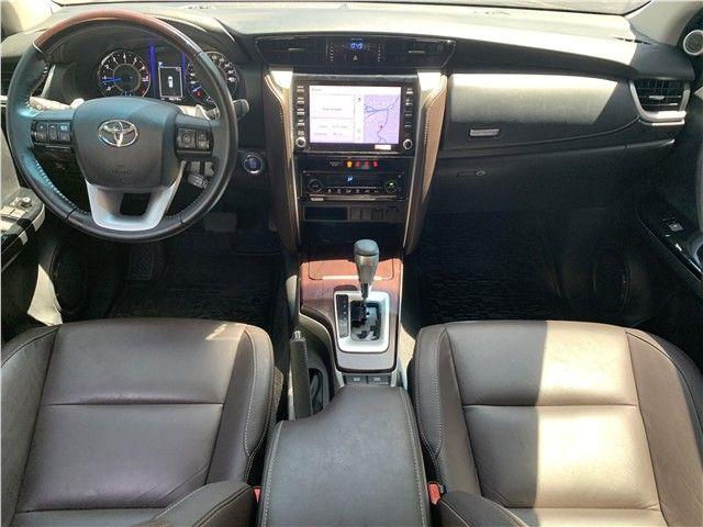 Toyota Hilux sw4 2020 2.7 srv 7 lugares 4x2 16v flex 4p automático - Foto 8