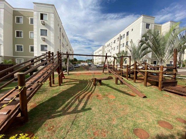 Apartamento à venda com 2 dormitórios em Pioneiros, Campo grande cod:BR2AP12935 - Foto 12