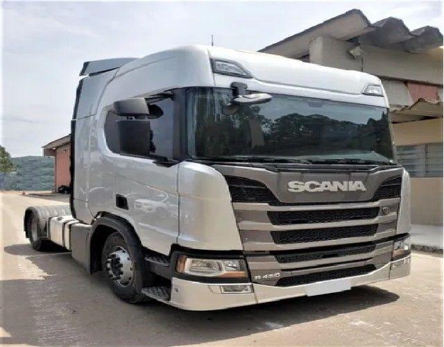 Scania R 450 6x4 Highline 2019 / 2019