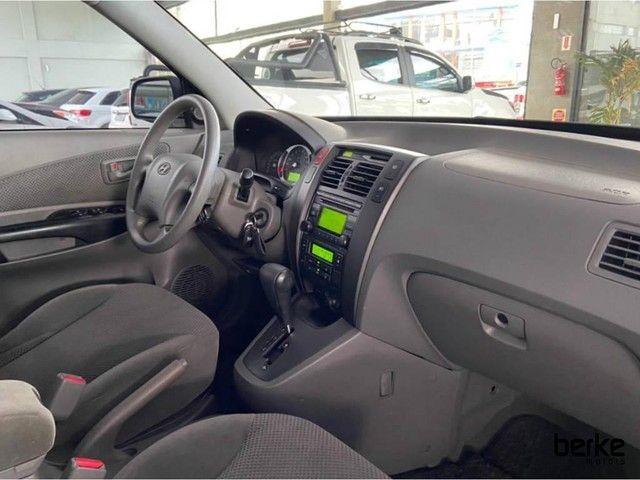 Hyundai Tucson 2.0 16V Aut GLS. - Foto 12