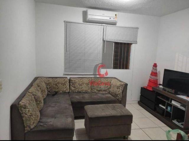Apartamento com 3 dormitórios à venda, 68 m² por R$ 155.000,00 - São Marcos - Macaé/RJ - Foto 2