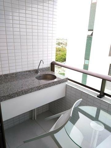 EK   Venha conhecer 03 quartos no Barro - José Rufino - Edf. Alameda Park - Foto 3