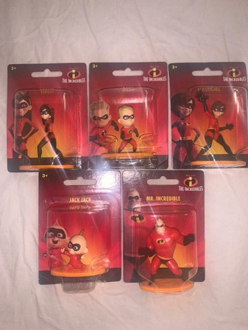 Conjunto de Figura de Ação - Disney - Pixar original