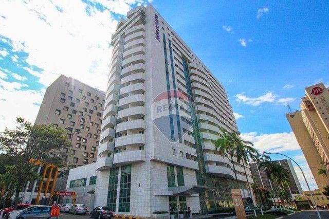 Flat com 1 dormitório à venda, 37 m² - Asa Norte - Brasília/DF
