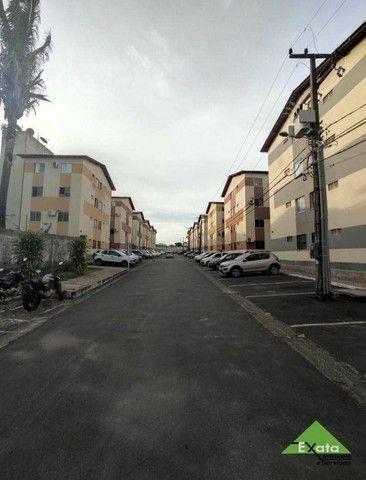 Apartamento com 2 dormitórios à venda, 39 m² por R$ 170.000 - Turu - São Luís/MA - Foto 15