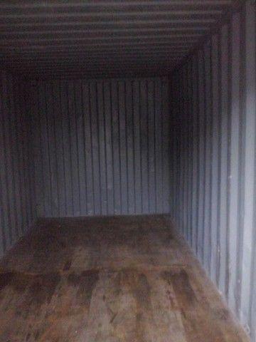 Container Dry 20 Pés (6mts) - Foto 6