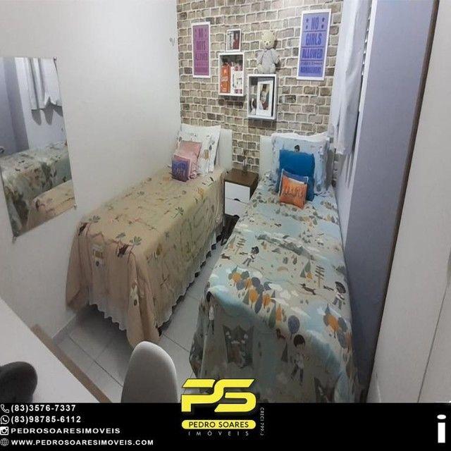Casa com 3 dormitórios à venda, 136 m² por R$ 430.000 - Jardim Cidade Universitária - João - Foto 11