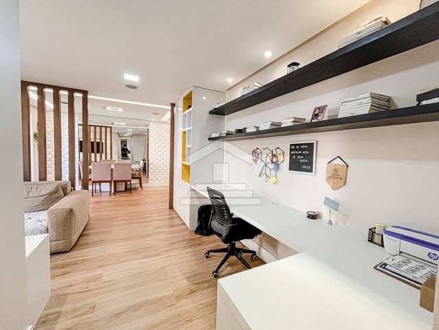 RS Apartamento no Calhau - 78 metros - 2 quartos  - Foto 3
