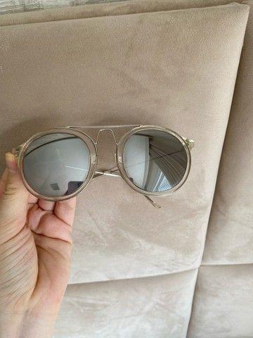 Óculos de sol morena rosa  - Foto 3