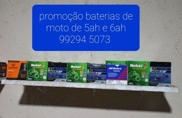 baterias a base de troca novas com garantia  - Foto 3