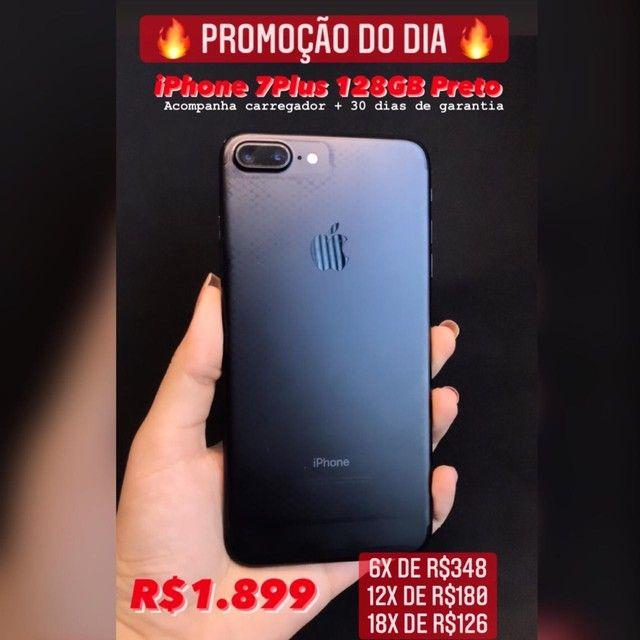 iPhone 7 Plus 128GB. PROMOÇÃO !!!!!