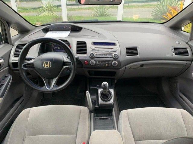 Civic LXS 1.8 2008 Zerado! Troco e financio! Chama no zap!  - Foto 7