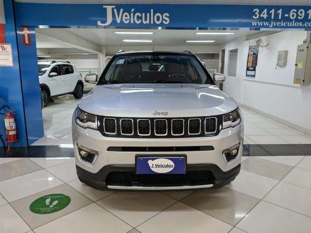 Jeep Compass 2.0 Limited (AUT) (FLEX) - Foto 2