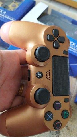 Controle PS4 cores exclusivas liquidação - Foto 6