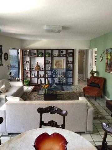 Apartamento com 2 dormitórios para alugar, 152 m² por R$ 660.000,00/mês - Boa Viagem - Rec - Foto 10