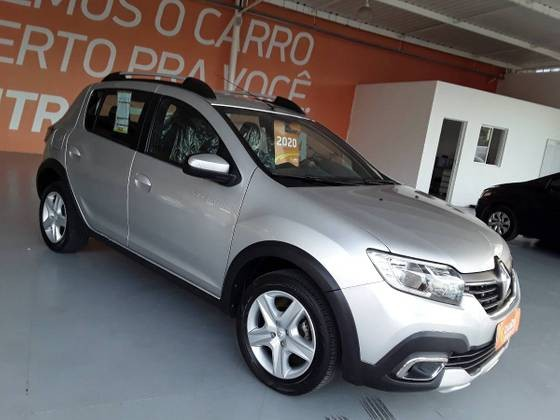 SANDERO 2019/2020 1.6 16V SCE FLEX STEPWAY ZEN MANUAL - Foto 5