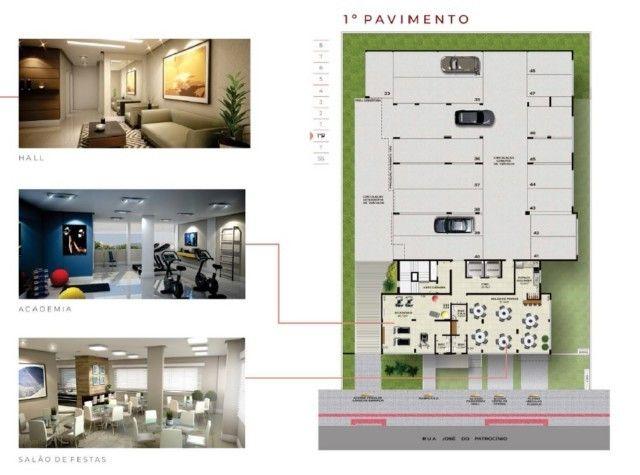 Apartamento à venda com 2 dormitórios em Centro, Criciuma cod:60724.483 - Foto 11