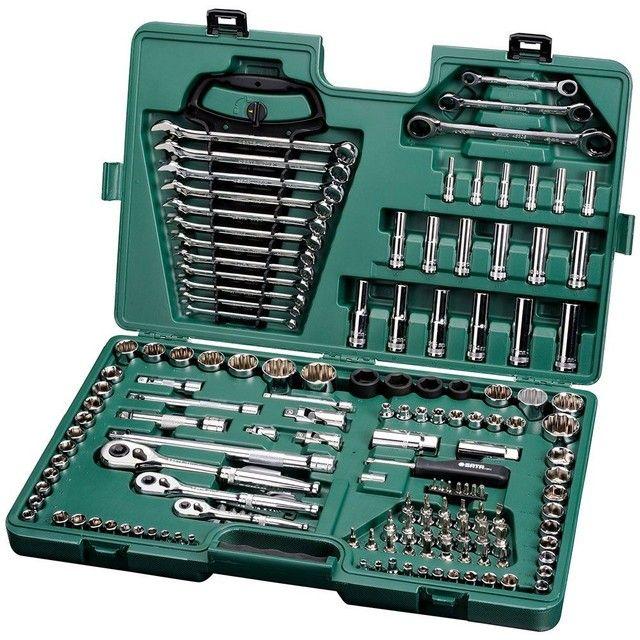 Caixa de ferramentas Sata NOVA