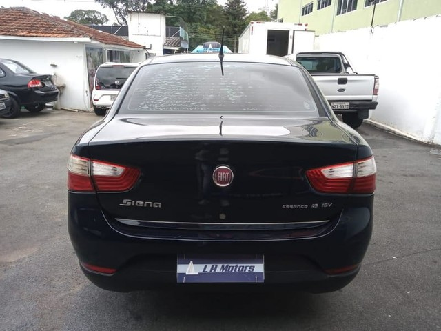Fiat Grand Siena Essence 1.6 16v 2013 Flex - Foto 8