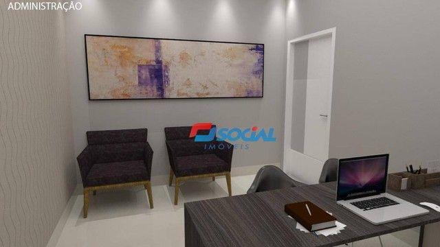 Apartamento com 3 dormitórios à venda por R$ 900.000 - Embratel - Porto Velho/RO - Foto 17