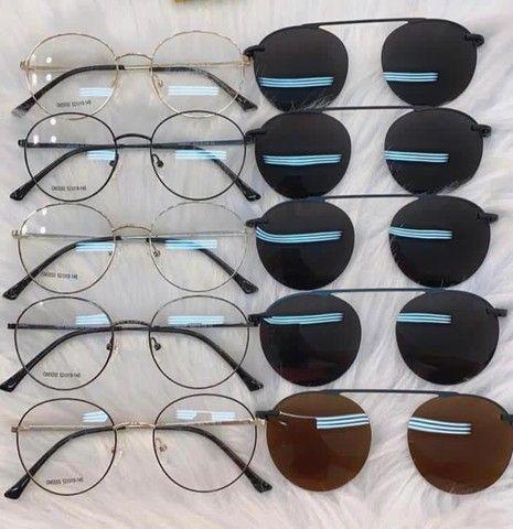 Óculos (Lentes Multifocais, Monofocais) - Foto 5