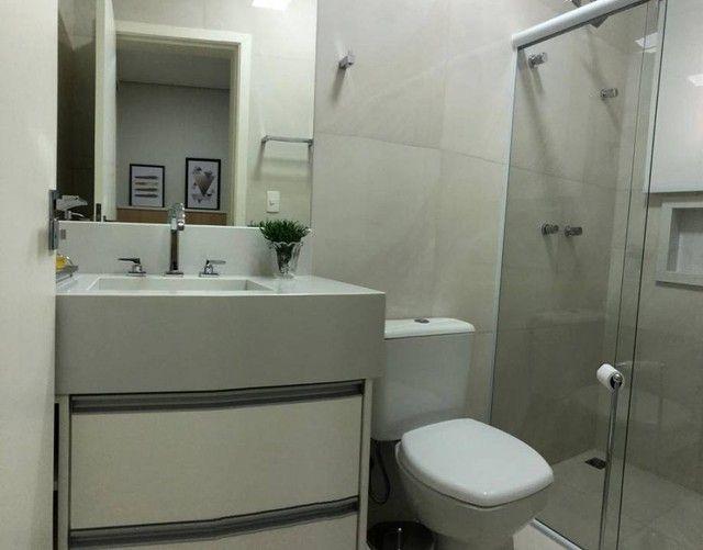 Casa de condomínio para venda com 180 metros quadrados com 3 quartos - Foto 5