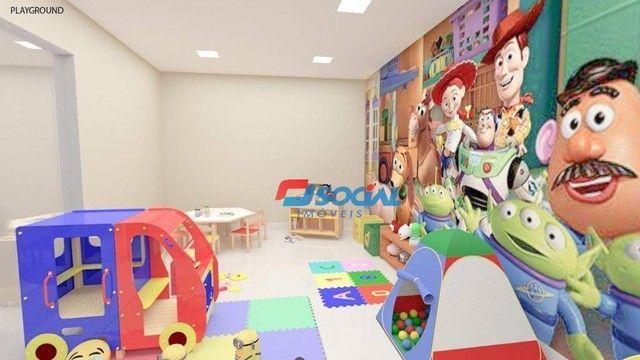 Apartamento com 3 dormitórios à venda por R$ 900.000 - Embratel - Porto Velho/RO - Foto 16