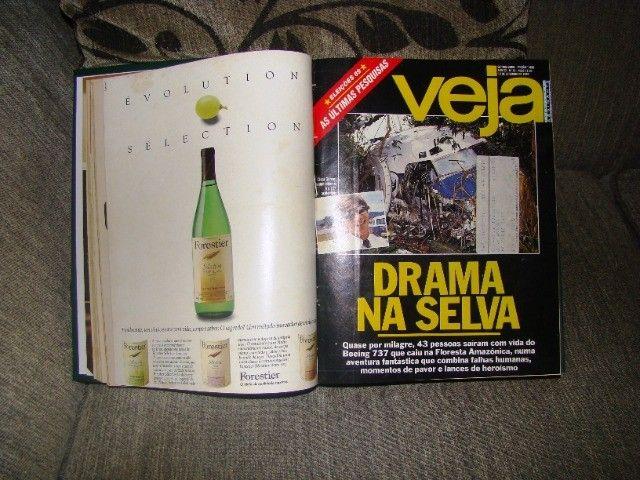 Coleção de Revistas Veja Completa - Foto 2