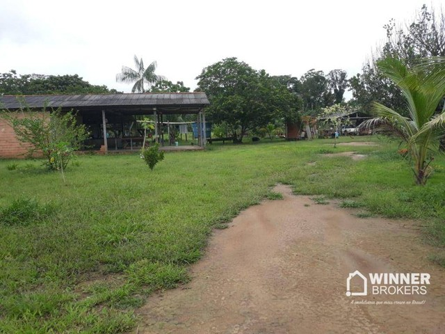 Sítio à venda, 42000 m² por R$ 250.000,00 - Área Rural de Candeias do Jamari - Candeias do - Foto 9