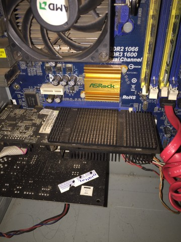 Ge force 7300/7200 gs  - Foto 3