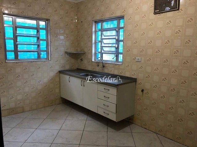 Sobrado com 4 dormitórios para alugar, 214 m² por R$ 8.000,00/mês - Jardim São Paulo(Zona  - Foto 12