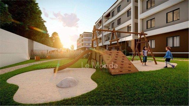 Apartamento com 2 dormitórios à venda, 46 m² por R$ 217.000,00 - Boqueirão - Curitiba/PR - Foto 10