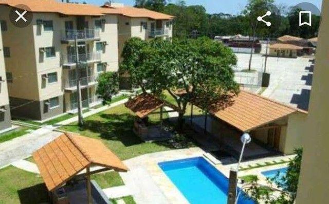 Cond. Parque Itaóca - vende ótimo apartamentos com sacada, 2/4 com e sem suíte. - Foto 4
