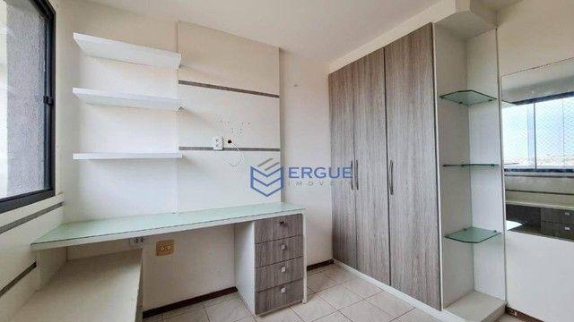Apartamento com 3 dormitórios à venda, 93 m² por R$ 430.000,00 - Varjota - Fortaleza/CE - Foto 11