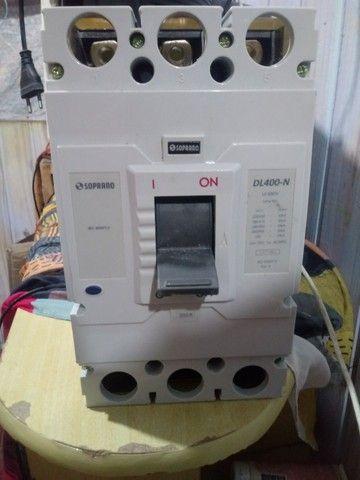 Disjuntor Caixa Moldada Iec Dl400n 300a Soprano