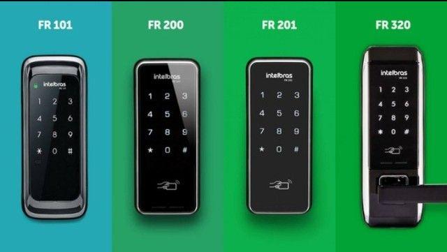 Fechadura Intelbras Digital e Biométrica  - Foto 2