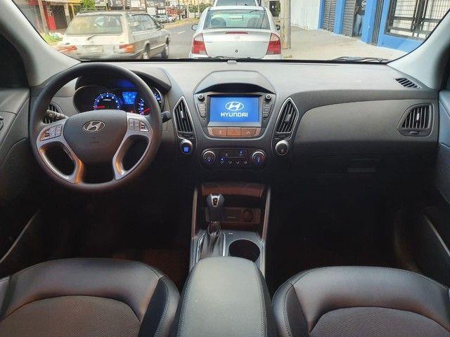 Hyundai Ix35 2.0 Automática 2021-  Apenas 2.600 Rodados  - Foto 8