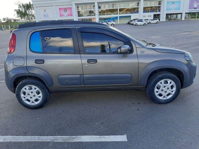 Fiat uno way conpleto, 2011 2012,  - Foto 11