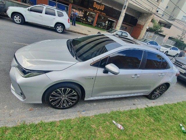 Corolla Altis Hybrid Premium 2020 - Foto 4