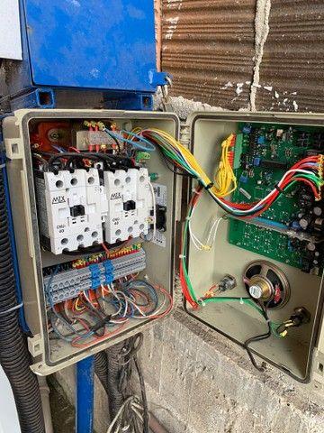 Elevador  de construção  - Foto 2