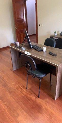 Mesa dupla escritório  - Foto 5